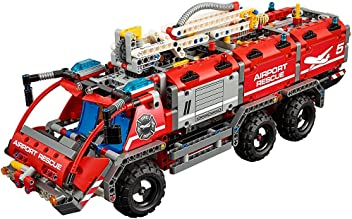 LEGO Technic Airport Rescue Vehicle 42068 Building Kit (1094 Piece)