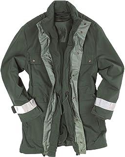 891d211a0d48a GERMAN POLICE Genuine Issued Gore Tex Winter Polar Fleece Lined Parka Grade  1