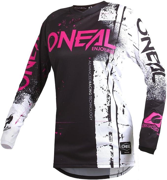 Element Damen Jersey Shred Pink M Bekleidung