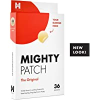 Mighty Patch Hydrocolloid Acne Absorbing Spot Dot (12mm 36 count)