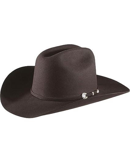 1892b89adbd Stetson Men s 4X Corral Buffalo Felt Cowboy Hat at Amazon Men s ...