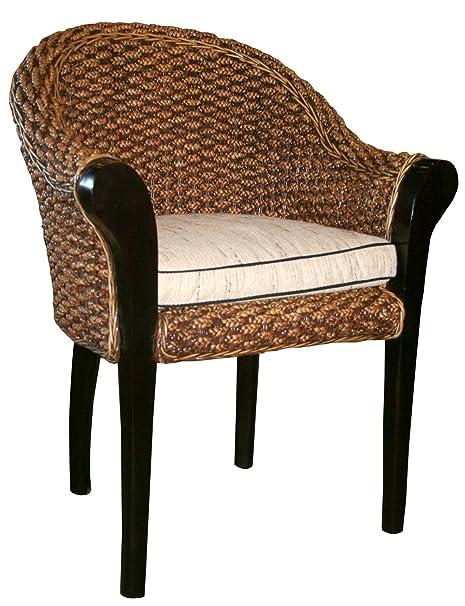 Amazon.com: Jacinto tejida a mano Paris silla fabricado por ...