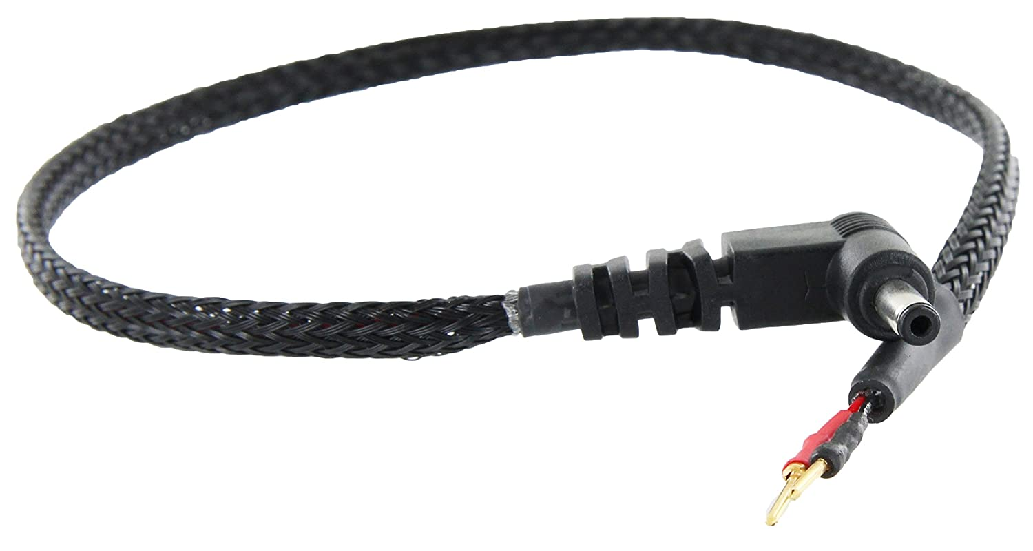 Braided Mirror Power Cord w// Inline Fuse for Uniden and Whistler Radar Detectors XLT Communications 4350442003