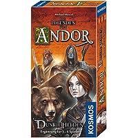 Kosmos 692841 - De legende van Andor - donkere helden, aanvulling voor 5-6 spelers voor het basisspel De legende van…