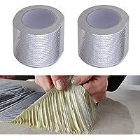 Aluminiumfolietape Waterdichte Afdichtingstape Butyltape Supersterke Waterdichte Tape Duct Zelfklevende Reparatietape…