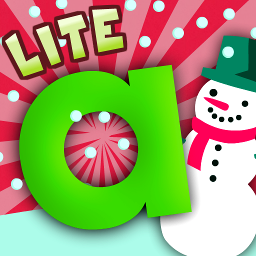 abc WOW Christmas! LITE - FREE Holidays Alphabet Flash Cards & Letters Song - Interactive Xmas ABCs for Holiday Learning (Letters The Christmas Song)