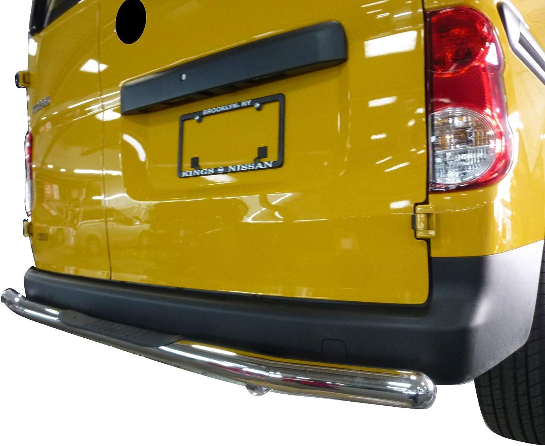 VANGUARD VGRBG-0745SS For Nissan Juke 2011-2019 Rear Bumper Guard Stainless Steel Double Tube Style