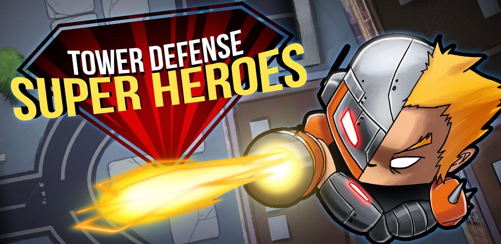 Tower Defense Super Heroes: Amazon.es: Appstore para Android