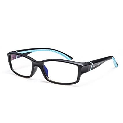 62cdaefd2e GAFAS DE ORDENADOR PROSPEK: Gafas para ordenador anti luz azul - PEAK.  Antirreflejante,
