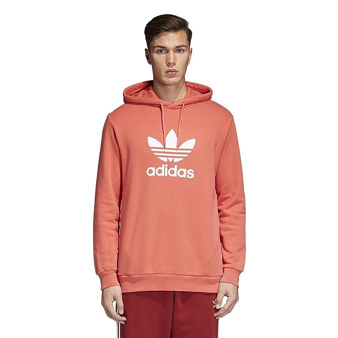 96d1863df adidas Originals Mens Trefoil Hoodie Hooded Sweatshirt: Amazon.ca ...