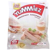 Yummiez Chicken Breakfast Sausage Pouch, 250 g
