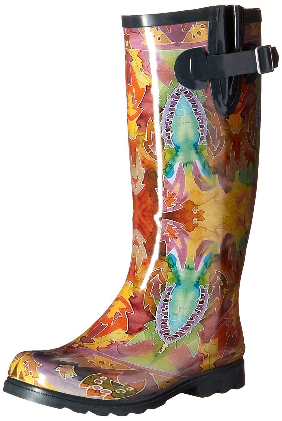 Nomad Women's Puddles III Rain Shoe B015CXLAV2 8 B(M) US|Indian Autumn