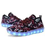 UNN Led Light Up Shoes for Men Women and Kids USB