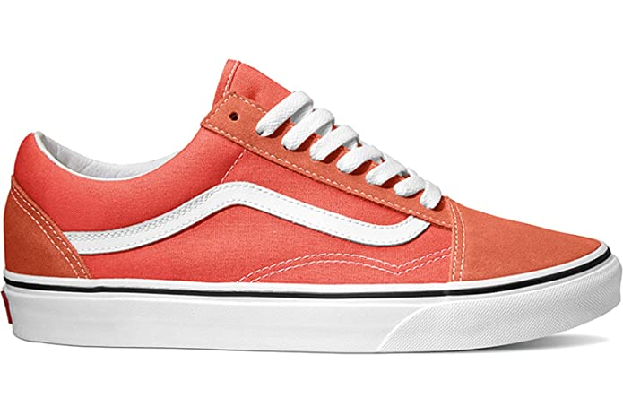 Vans Old Skool Schuhe Unisex Orange