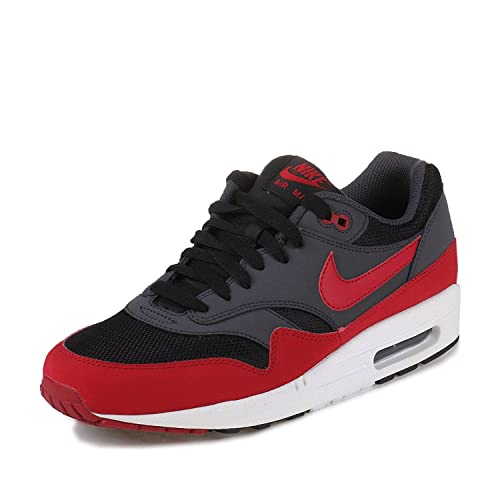Nike Air MAX 1 Essential - Botines de Sintético para Chico, Color, Talla 9 UK: Amazon.es: Zapatos y complementos
