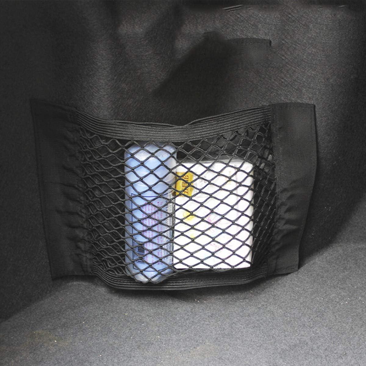 per Auto Rete a Rete Universale per riporre Bottiglie LeTang Confezione da 2 Adesivi da Parete Camion Alimentari