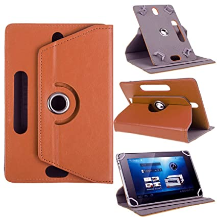 finest selection 6ed71 87261 Tablet FLIP Case/Cover for Micromax Canvas P480 Tablet, SMM 360 ...