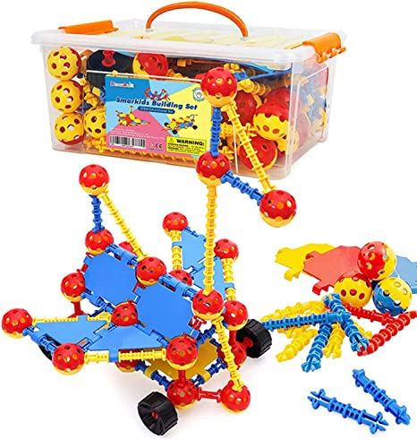 Smarkids juguetes de construcción para niños 160pcs, juegos de ...