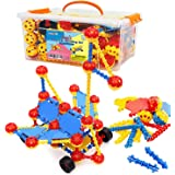 Smarkids Building Blocks for Toddlers, STEM Building Toys Educational Learning Construction Toys, 3D Toy Blocks Building Sets