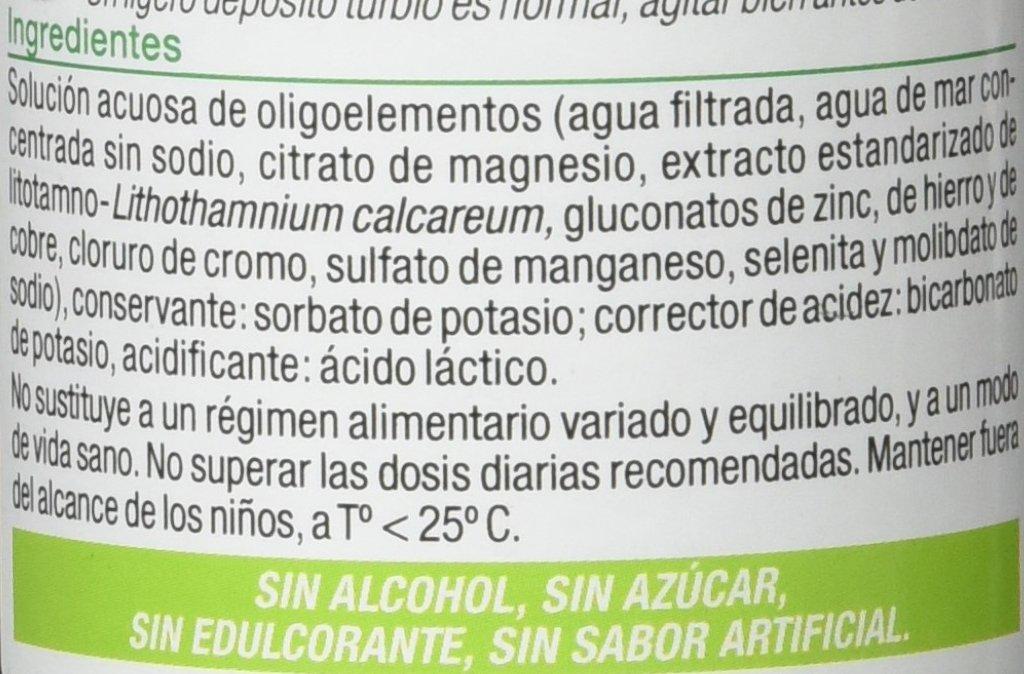 Nutergia Oligoviol N Complemento Alimenticio - 150 ml: Amazon.es: Salud y cuidado personal
