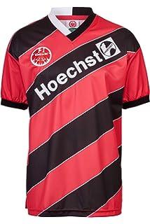 Score Draw Herren Retro Retro Ausw/ärtstrikot 1995 Offiziell Lizensiert Trikot Eintracht Frankfurt