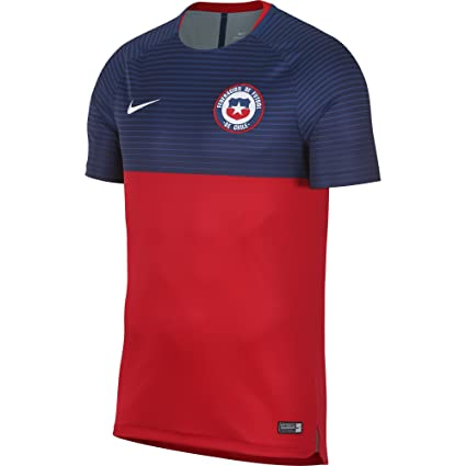 388b53a8b Amazon.com   Nike Chile Men s Dri-Fit Soccer Squad Top   Sports ...