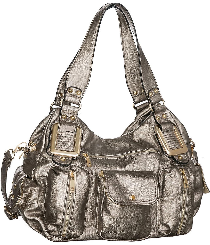 Ultra Utilitarian Cross body Convertible Satchel Bag