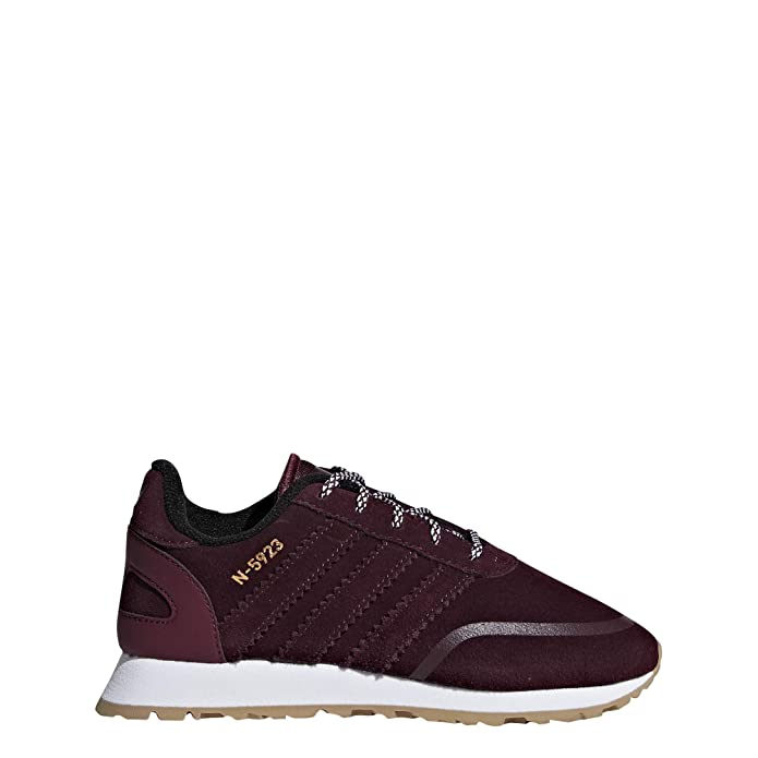 new style 9bc1f 67e28 adidas - Basket garçon N-5923 C B37290 Bordeaux  Amazon.fr  Chaussures et  Sacs