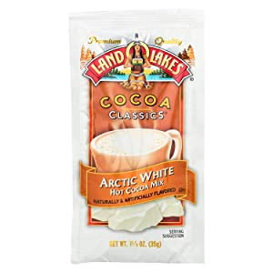Land O Lakes Cocoa Mix, Arctic White, 12 Count