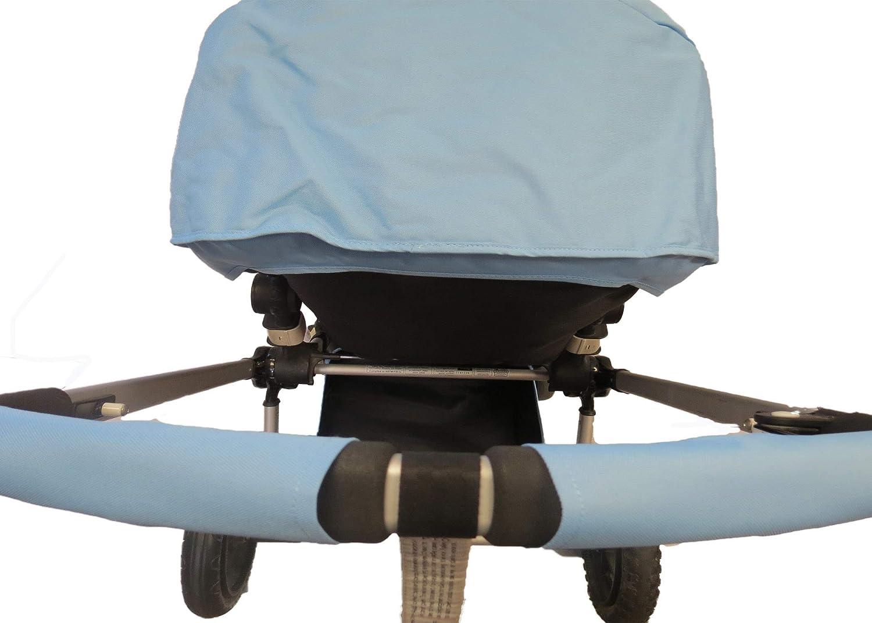 Amazon.com: Toldo azul claro y cesta grande de ...