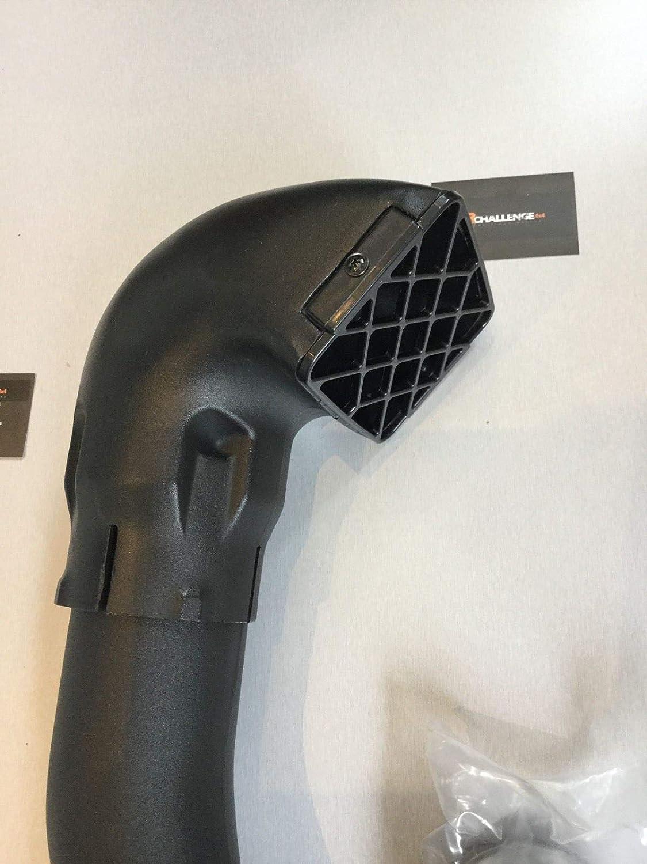 TD5 TDIC Style 2 New Raised air intake Snorkel Kit to fit LR Defender 300 TDI