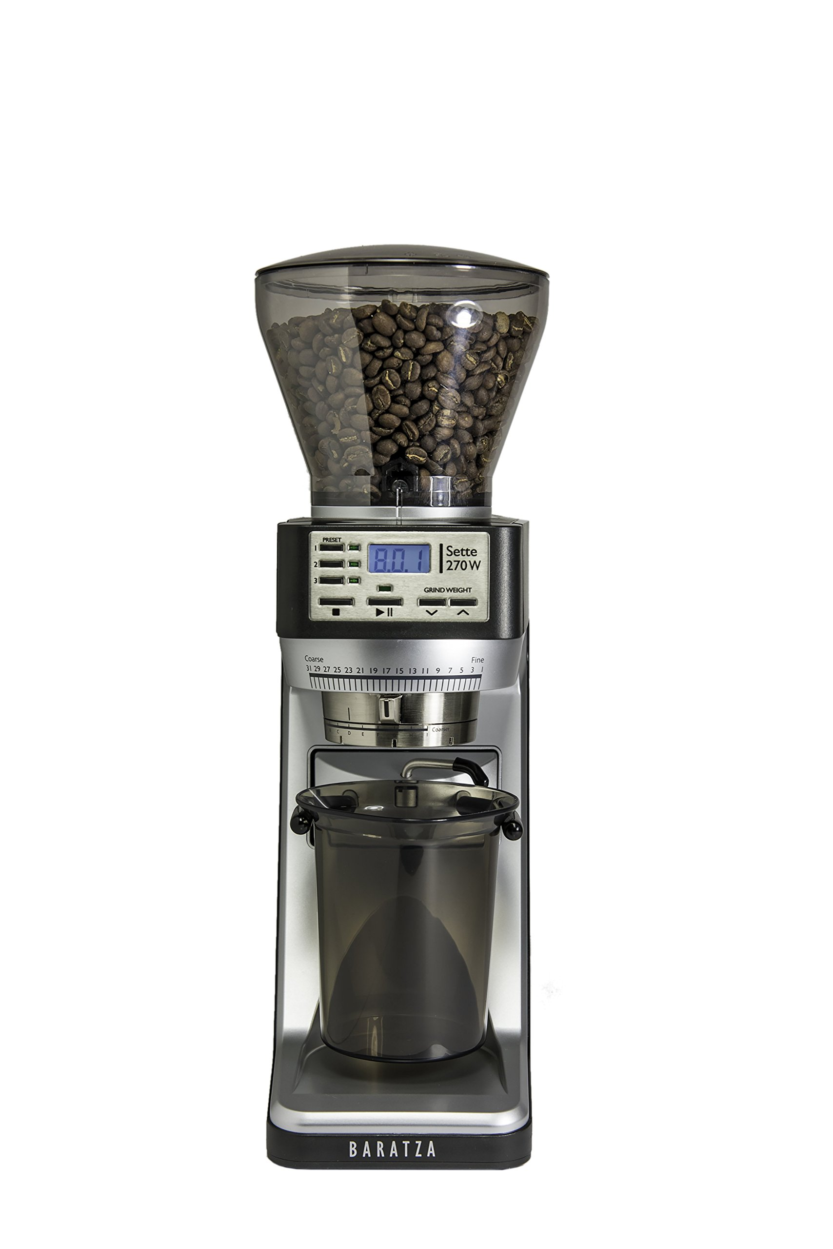 Baratza Sette 270W - Conical Burr (with Grounds Bin and built-in PortaHolder) by Baratza (Image #2)