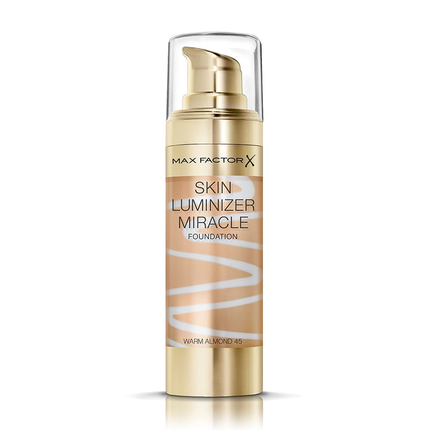 Max Factor Skin Luminizer Foundation 60 Sand, 1er Pack (1 x 30 ml) 81468796