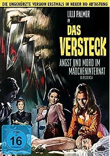Das Versteck - Angst und Mord im Mädcheninternat (Ungekürzte Version) [Alemania]