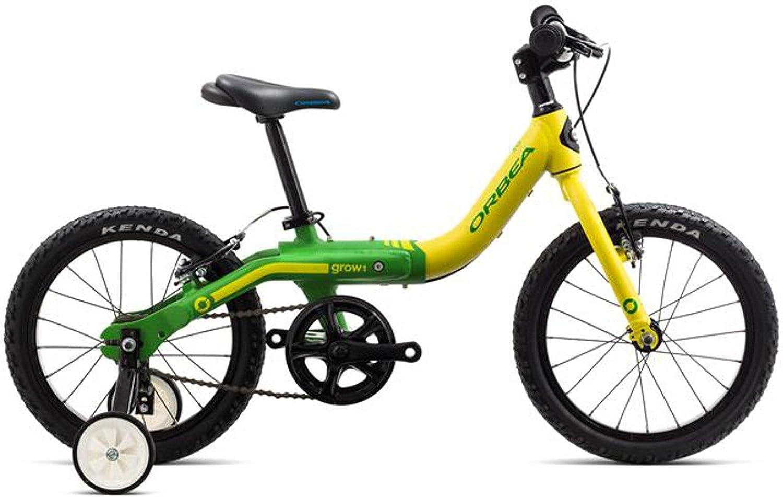 ORBEA Grow 1 Niños Bicicleta 16 Pulgadas Rueda Jockey Aluminio ...