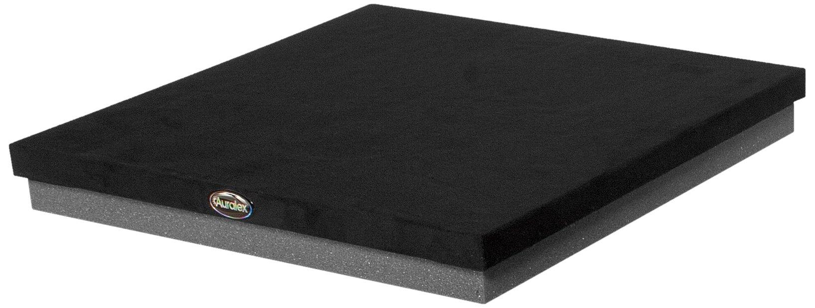 Auralex Acoustics SubDude v2 SubDude-II Subwoofer Acoustic Isolation Platform, 1.75'' x 15'' x 15'' by Auralex Acoustics