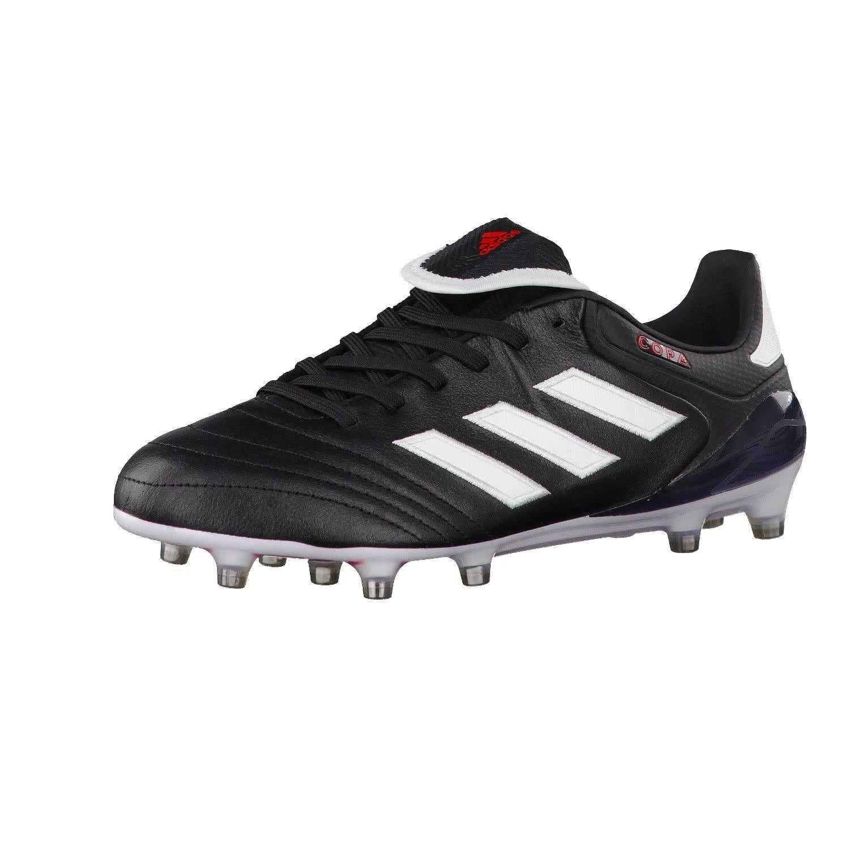 Adidas Copa 17.1 FG Les Chaussures de Formation de Football Homme, Noir (Negbas/ftwbla/Rojo), 44 EU BA8515