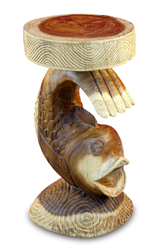 Kinaree Kinaree Kinaree 50cm Massivholz Beistelltisch Nachttisch DANANG 1e7e1e