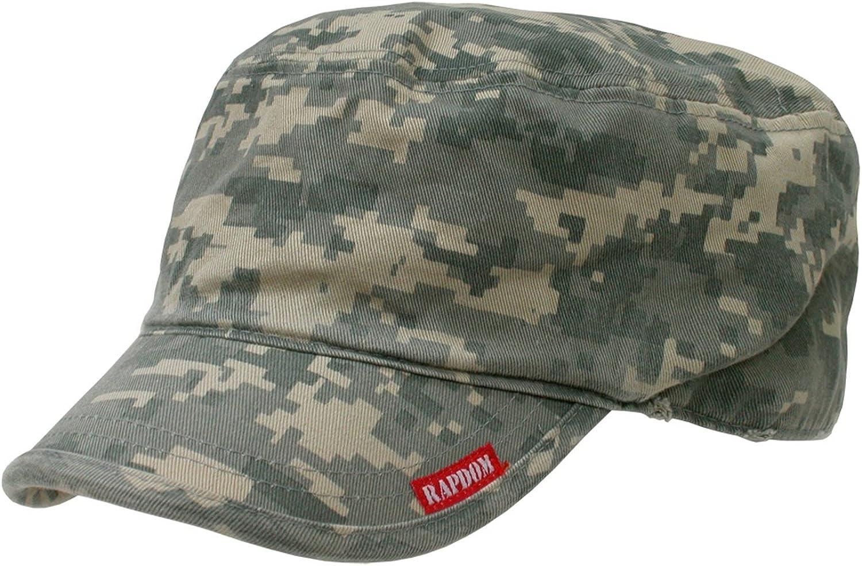 Rapid Dominance Adjustable Patrol Military Cap GI Trooper Hat Black