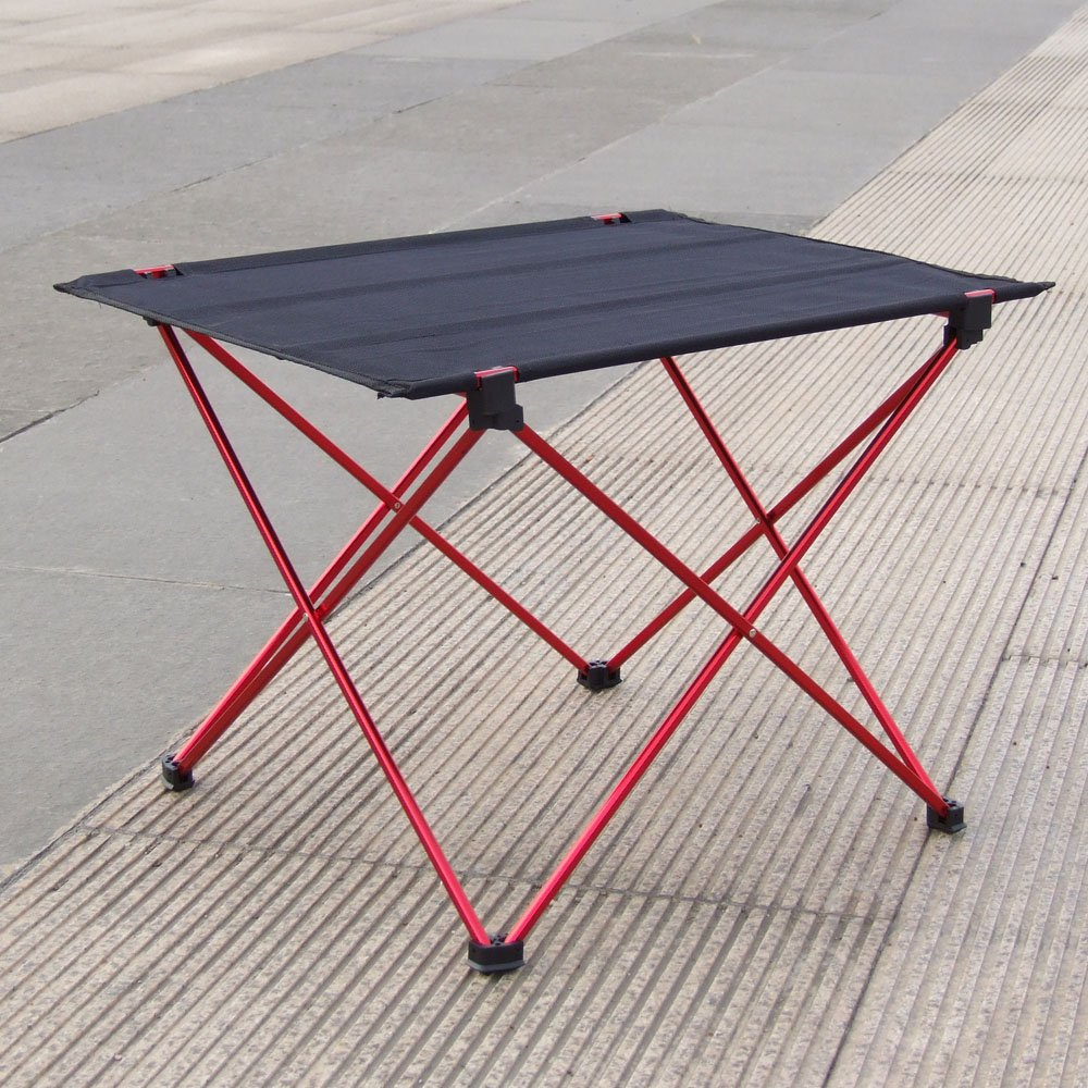 Amazon 2014 NEW Ultra Light Aluminium Alloy Portable Foldable Folding Table Desk For Camping Outdoor Picnic Sports Outdoors
