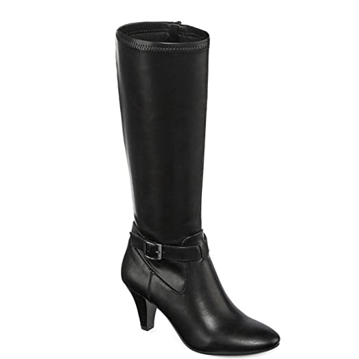 east 5th Quin Tall Stretch Boots (9WD) EF QUIN WIDE (BLACK)