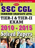 SSC CGL Tier-I & Tier-II exam (2010, 2011, 2012, 2013 2014 & 2015) Solved Papers- English - 1603