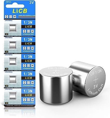 Licb Cr1 3n 3v Lithium Batterie Für Cr11108 2l76 K58l Elektronik
