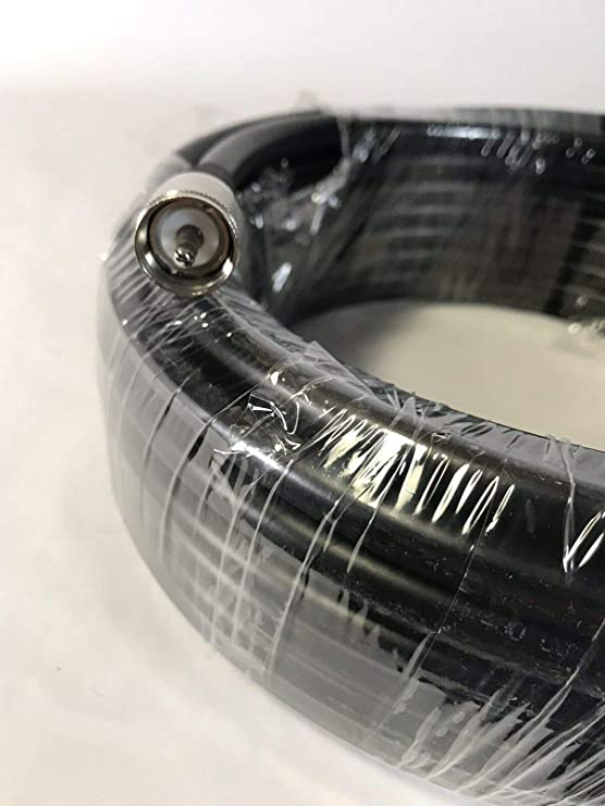 FidgetKute LMR-400 Cable coaxial Ultra bajo de pérdida con ...