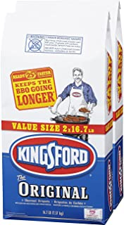 product image for Kingsford Original Charcoal Briquettes, Two 16.7 lb Bags