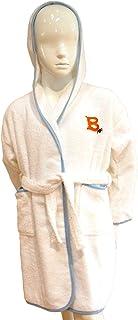 Personnalisé enfant Costume Halloween Robe à capuche - Blanc et bleu ou rose, 100 % coton, blanc/bleu, 4 years Maria Teixeira e Andrade Lda