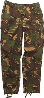 Mil-Tec–Pantalón de US Ranger Hombre Tipo BDU Ranger Pantalón DR-Sicherheitssysteme_Retail 11810001