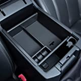 JKCOVER Center Console Organizer Tray Compatible with Toyota 4Runner 2010-2020 4Runner Accessories,Insert Armrest Box…