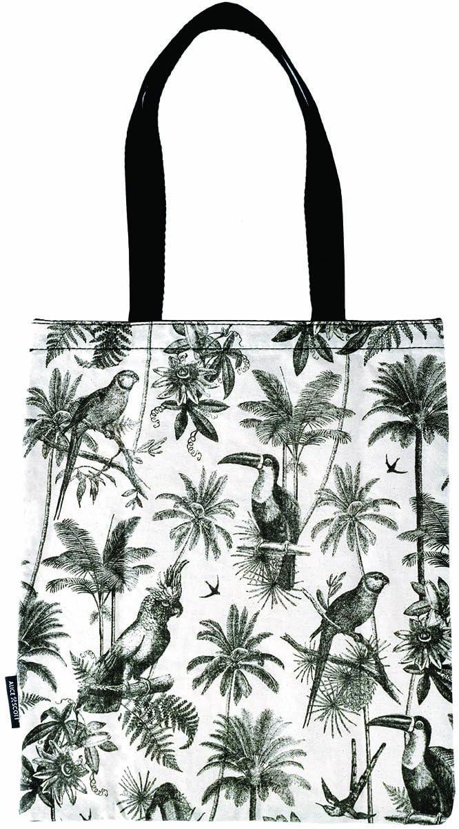 Alice Scott algodón Tote Bag: Amazon.es: Oficina y papelería
