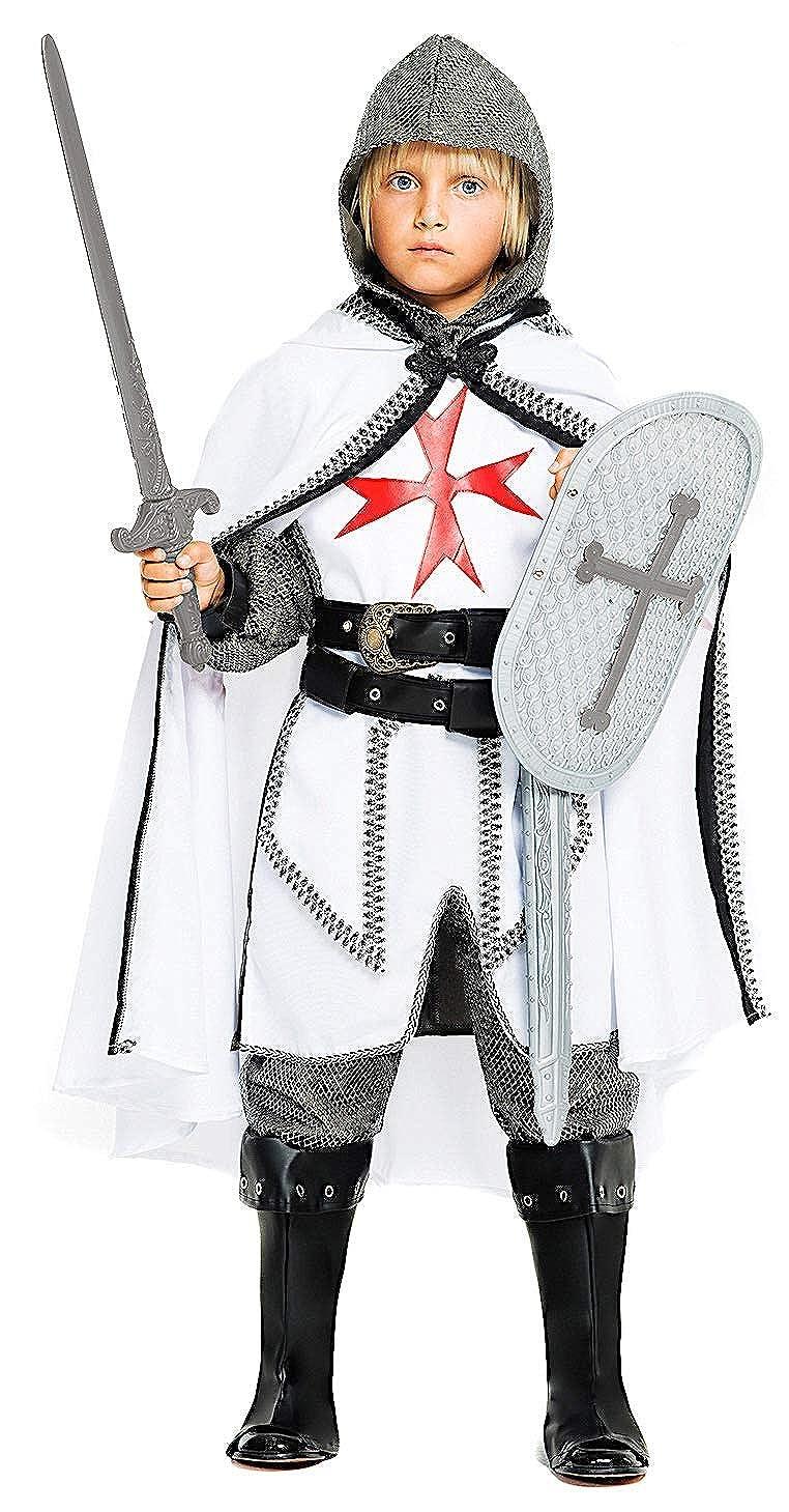 almacén al por mayor Talla 7 S Disfraz Knight Knight Knight del Rey Vestido Fiesta de Cochenaval Fancy Dress Disfraces Halloween CosJugar Veneziano Party 52347  precio al por mayor